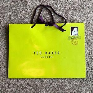 Ted Baker medium shopping bag
